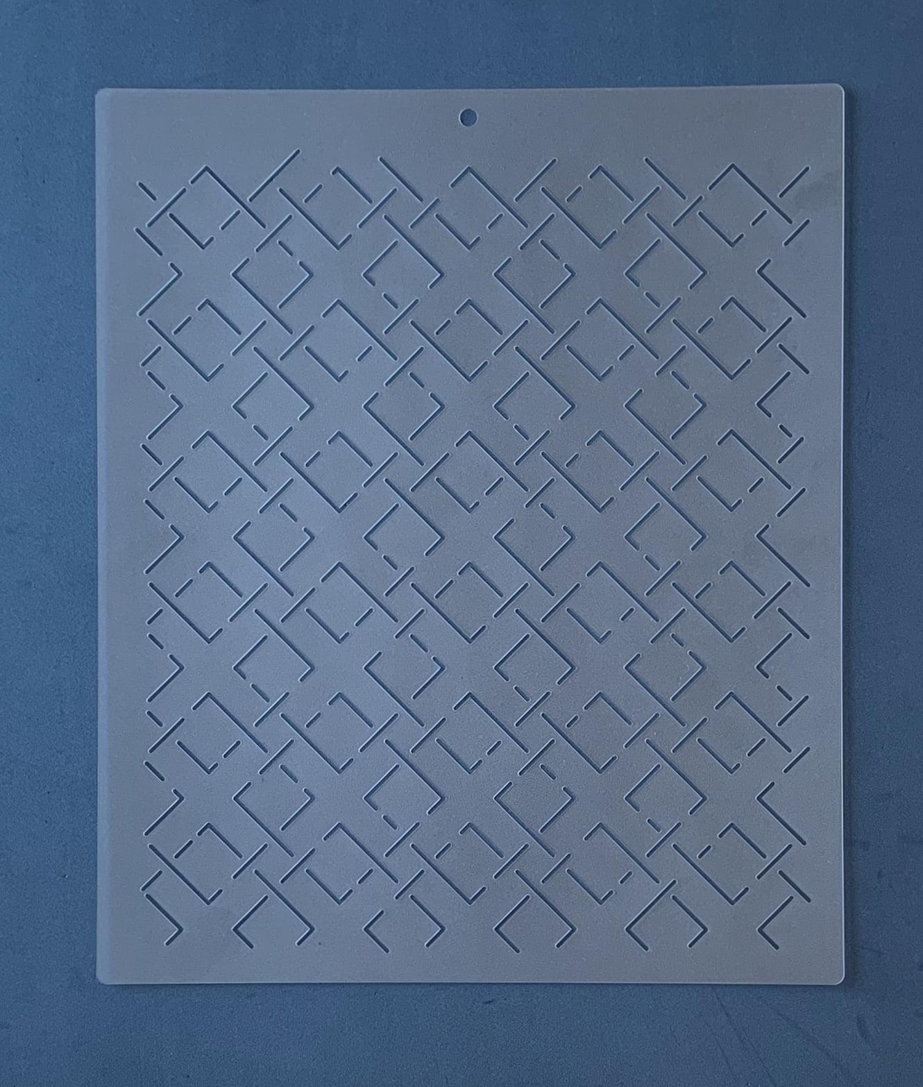 Stencil Background BG-0020 30,5 x 25,5 cm