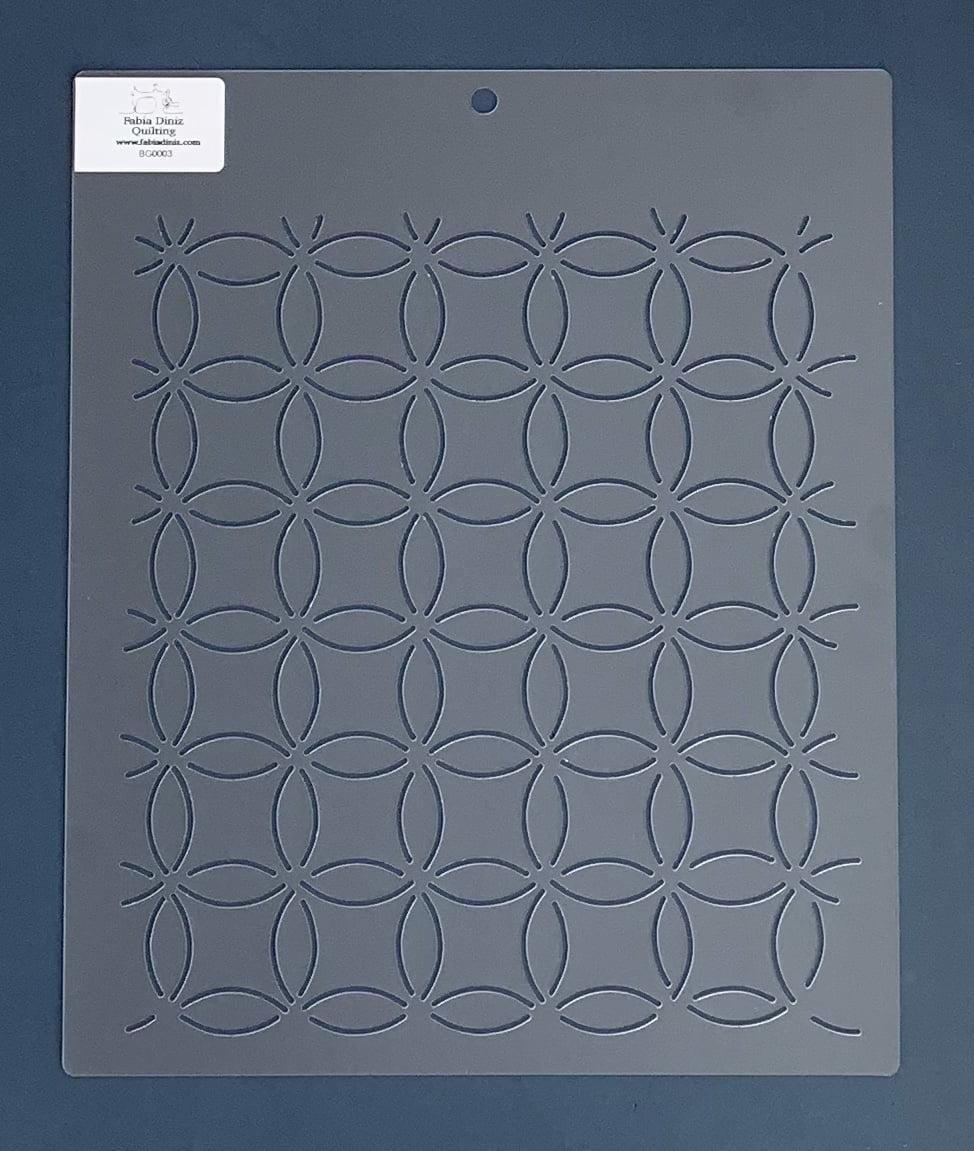 Stencil Background BG-0003 30,5x25,5 cm