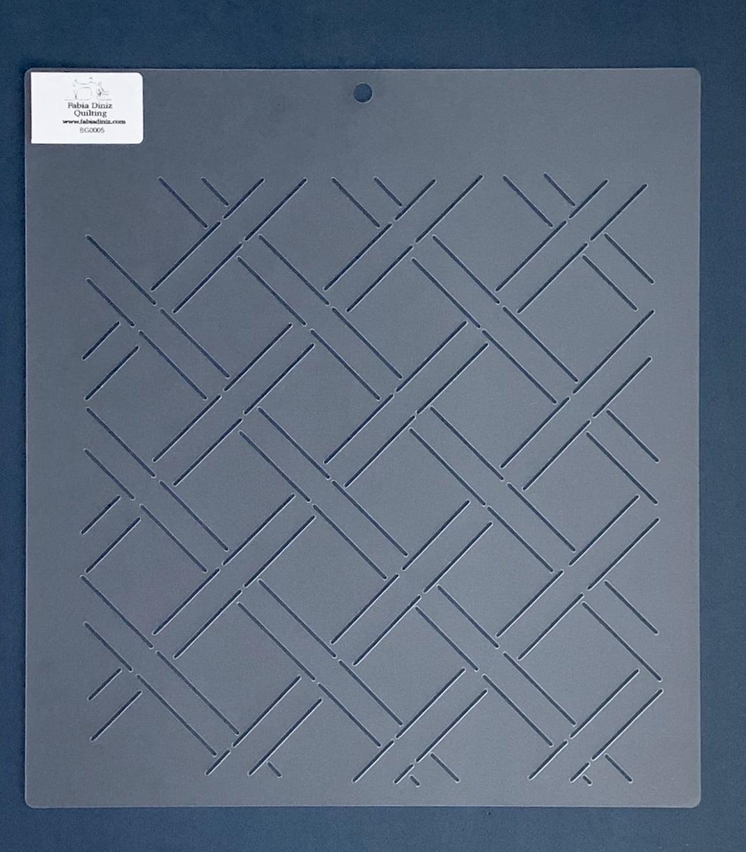 Stencil Background BG-0005 30,5x28 cm
