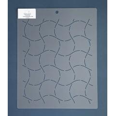 Stencil Background BG-0007 25,5x20,5 cm