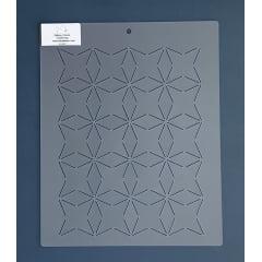 Stencil Background BG-0011 25,5x20,5 cm