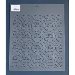 Stencil Background BG-0012 30,5x25,5 cm