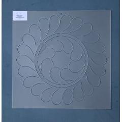 Stencil Bloco BL-0016-11