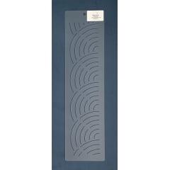 Stencil Moldura MO-0003-3 41x11 cm