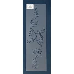 Stencil Moldura MO-0010 42x13 cm