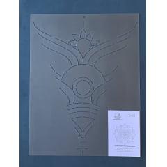 Stencil Mandala MA-0004 43 x33 cm